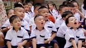 TPHCM: Hơn 1,3 triệu học sinh tựu trường