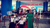 Khánh thành và khai giảng Trường Tiểu học Phan Huy Ích (quận Tân Bình)