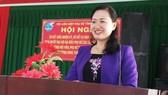 Chủ tịch Hội Liên hiệp Phụ nữ tỉnh Bến Tre bị kỷ luật