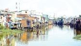 Khôi phục quyền lợi nhà, đất hành lang kênh rạch