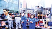 Bê bối đe dọa nhà khổng lồ Hàn Quốc