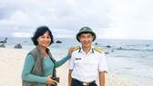 Quỳnh Hợp-Trái tim biển đảo