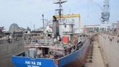 Nâng thời hạn, mở rộng đối tượng ưu đãi đóng tàu vỏ thép