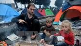 Khủng hoảng di cư đẩy Hy Lạp vào kiệt quệ