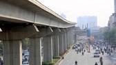 Dự án Cát Linh - Hà Đông vẫn thiếu an toàn thi công