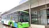 Hà Nội chạy thử nghiệm xe buýt nhanh