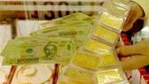 Thêm NH mua vàng cao hơn giá niêm yết