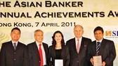 SHB nhận giải triển khai ngân hàng lõi tốt nhất châu Á