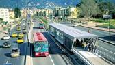 Curitiba và hệ thống xe buýt nhanh BRT