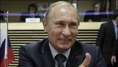 Điều khiến ông Putin cười mãn nguyện