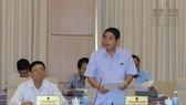 Chủ nhiệm Ủy ban Tài chính - Ngân sách Nguyễn Đức Hải