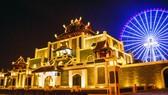 城門,展示順化京城的建築特色。(圖源:互聯網)
