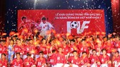 VN's first football professional training course kicks off