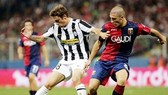 Đấu muộn vòng 5 Serie A: Juventus đứt mạch chiến thắng