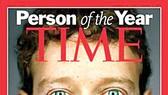 """Nhà sáng lập Facebook - """"Nhân vật của năm 2010"""""""