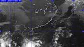 Tropical low pressure system weakens