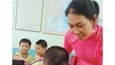 Thắm đậm niềm tin yêu học sinh