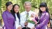 Thầy giáo Lê Hồng Phong, Trường THPT Nguyễn Thị Minh Khai, quận 3, TPHCM: Hạt ngọc lấp lánh