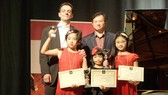 Vietnamese students win prizes from international music competitions