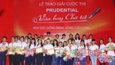 Trường THCS Châu Văn Liêm (Cần Thơ) đạt nhiều giải cao