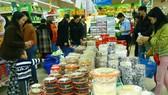 Traditional market lacks Vietnamese goods