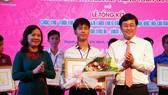 Huỳnh Thanh Thân đoạt Giải nhất cuộc thi Học tập và làm theo tấm gương đạo đức Hồ Chí Minh