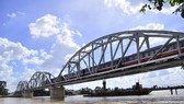 Ghenh Bridge inaugurated after 96 days of construction