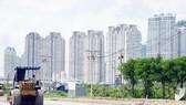 Vigorous change in HCMC eastern town