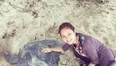 Protecting sea turtles on Côn Đảo Islands