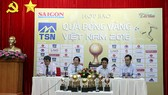 Họp báo công bố Giải thưởng Quả bóng vàng Việt Nam 2016