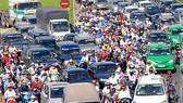 Giải pháp tổng thể cho vấn đề giao thông TPHCM