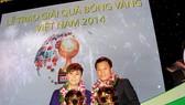 Giải thưởng Quả bóng vàng Việt Nam qua các lần tổ chức