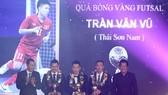 Tất niên hoành tráng của futsal Thái Sơn Nam