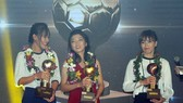 Năm bội thu của bóng đá nữ TPHCM