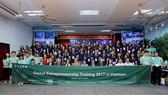 60 học viên tham gia chương trình đào tạo doanh nhân toàn cầu