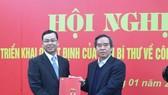 Ông Ngô Văn Tuấn giữ chức Phó Trưởng ban Kinh tế Trung ương