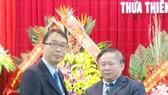 PGS.TS Nguyễn Quang Linh được bổ nhiệm làm Giám đốc Đại học Huế