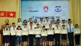 HCMC chooses excelent students for World Mathematical Olympiad