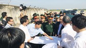 21ha of military land given for expansion of Tan Son Nhat airport