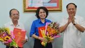 Đồng chí Tô Thị Bích Châu được giới thiệu giữ chức Chủ tịch Ủy ban MTTQ Việt Nam TPHCM