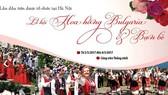 Hanoi to host 1st Bulgarian Rose Festival