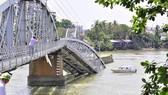 Dong Nai prosecutes towboat owner, steersman in railway bridge collapse