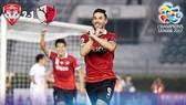 AFC Champions League 2017: SCG Muangthong United hạ đội vô địch J. League 1