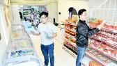 Khó tìm mặt bằng để mở rộng điểm bán hàng Việt