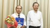 Ông Trần Văn Bảy giữ chức Chủ tịch UBND quận 9