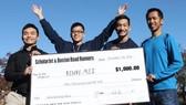 Dự án giúp sinh viên tìm học bổng đoạt giải VietChallenge 2017