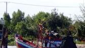 Thủ tướng yêu cầu làm rõ nguyên nhân vụ chìm tàu tại Bạc Liêu