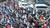 Phát sinh nhiều điểm ùn tắc giao thông mới