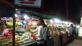 Thành lập chợ tạm tại khu đô thị Đại học Quốc gia TPHCM