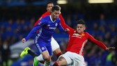 Man.United (5) - Chelsea (1): 3-4-3, hay 3-5-2?